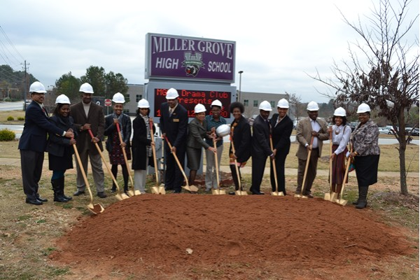DeKalb starts new school construction projects