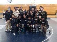 Lithonia JV wrestling