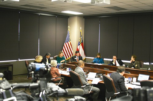 State gives DeKalb school board 30 days to improve