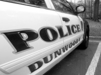 Dunwoody Police car
