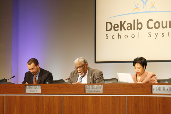 School board hires lawyers to address accreditation