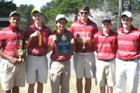 Dunwoody boys' golf team won its fifth consecutive and 11th overall DeKalb County Golf Championship title.