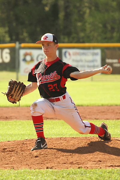 Freshman pitcher hopes to lead Druid Hills to playoffs