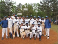 Stephenson High School JV baseball team won its first DeKalb County championship after defeating Lakeside High School 10-3