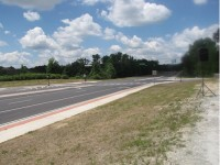 A $26 million dollar extension of Lithonia Industrial Boulevard will enhance economic development in the area, officials say. Photos by Andrew Cauthen