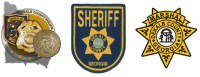 public safety badges