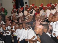 Rowland Elementary School's Christmas Holiday Spirit