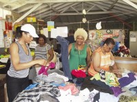 Locals pay it forward in Jamaica