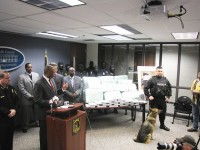 Over the past 10 months, the DeKalb County Police Department has seized more than $120 million worth of drugs and money. Photo by Daniel Beauregard.