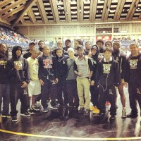 The Lithonia wrestling team finished sixth in the Class AAAA State Team Dual Wrestling Championship after beating Marist 39-31 in the consolation round.