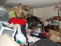 The difference between a pack rat and a hoarder