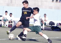 The Soccer state playoffs began this week. Lakeside's Diego Gonzalez (no. 15) will help lead Lakeside to a state championship.