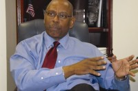 DeKalb Deputy Chief Operating Officer Dr. Cedric Alexander talks about the highs and lows of his first year with DeKalb County.