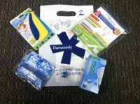 The free starter kit is available to Dunwoody residents to participate in the energy and water challenge.