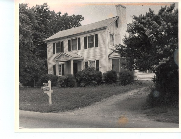 8 House as it appeared before 1984