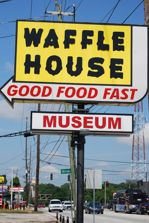 Waffle House Museum Serves Up Nostalgia, Scattered