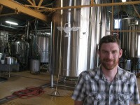 "Nick Purdy says he liked Eric Johnson's beer so much he ""had to turn it into a business."""