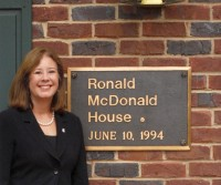 Beth Howell is the president and CEO of Atlanta-area Ronald McDonald House Charities. The Peachtree-Dunwoody house has served patients on the border of DeKalb County for 20 years.