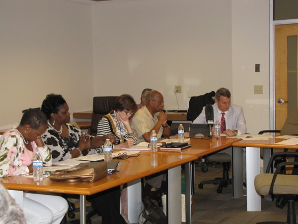 The DeKalb County Ethics Board is in the process of considering several complaints against county leaders. Photo by Andrew Cauthen