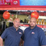 3 Owner Charles Benson and Manager Phillips