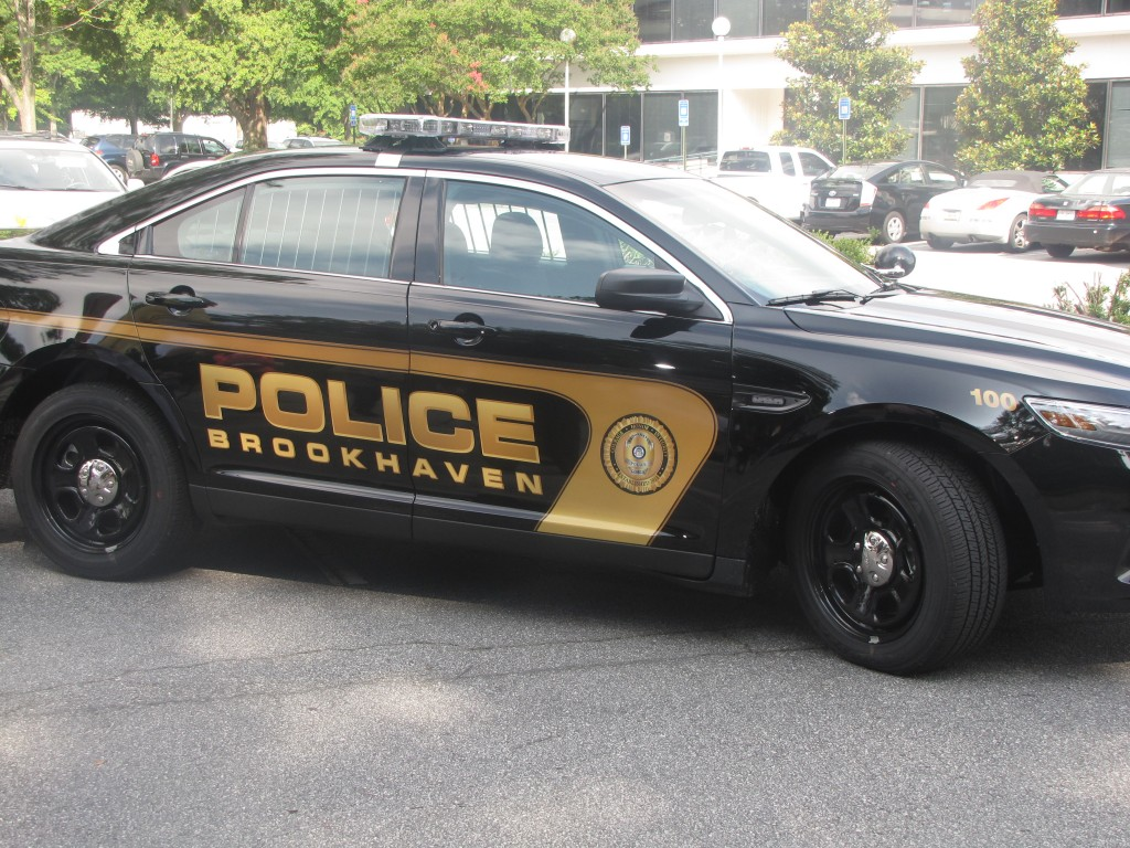 Brookhaven police car2