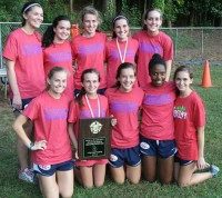 The Dunwoody Lady Wildcats won their third consecutive county title and fifth in the past six seasons.