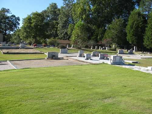 Although the founding church is no longer active, the Panthersville Cemetery is in perpetual care through a trust fund.