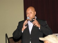 """State Rep. Earnest """"Coach"""" Williams"""
