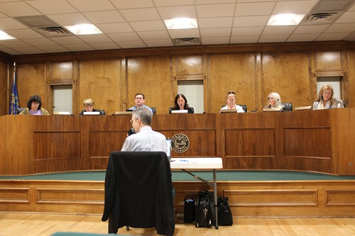 Doraville City Council holds special called meeting for occupational tax contract.