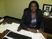 CPA Lisa Robinson says now is the time to start organizing tax documents.