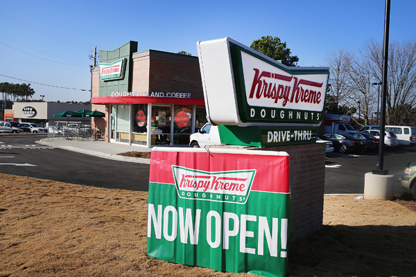 Glazed goodness comes to Wesley Chapel Road