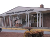 The Community Achievement Center in south DeKalb was formed by two Greek organizations. Photo by Andrew Cauthen