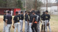 Lithonia won its first game after beating Stone Mountain 10-5. Photos by Carla Parker