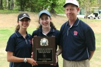The Dunwoody Lady Wildcats won its second consecutive county title.