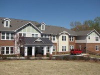 The recently opened Columbia Senior Residences at Forrest Hills in Decatur is already 60 percent filled.