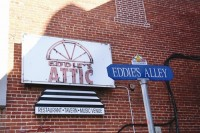 Eddie's has been a fixture on the courthouse square for nearly quarter of a century.