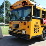 State Farm and The Mattie C. Stewart Foundation have teamed up for the last four years to bring The Choice Bus to Alabama, Georgia, Delaware, Indiana, Mississippi, New York, South Carolina, Texas and other State Farm territories.