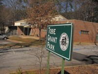 The Tobie Grant community may soon get a new multimillion dollar recreation center. Photo by Andrew Cauthen