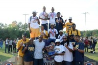 Southwest DeKalb boys' track team won the Class AAAAA state title, the program's ninth overall title.