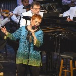Libby Whittemore performs live with the DeKalb Symphony Orchestra.