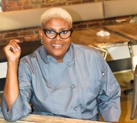 Chef Deborah Vantrece serves Southern food with a twist at Twisted Soul.