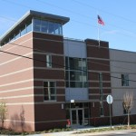 The Eloise T. Leveritt Public Works building has been recognized by a national organization. Photo by Travis Hudgons