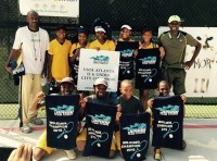 The Dottie Bridges 12u tennis team won the United States Tennis Association championship July 18.