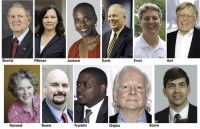 Five mayoral positions on November ballots