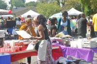 A variety of collard-based dishes will be offered at the festival.