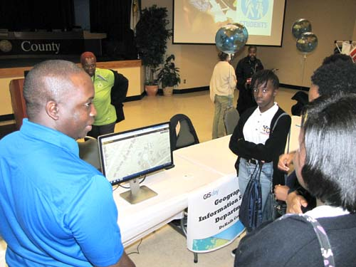 County databases on display during annual event