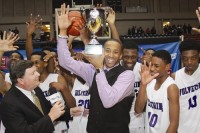 The Miller Grove boys' basketball program is celebrating its 10 year anniversary. Photos by Travis Hudgons