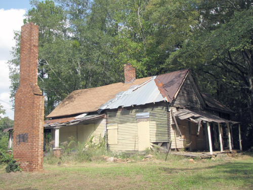 Historic Tucker site makes 'Places in Peril' list