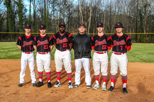 Druid Hills has a senior class returning with experienced pitchers.