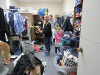 sorting donations gs